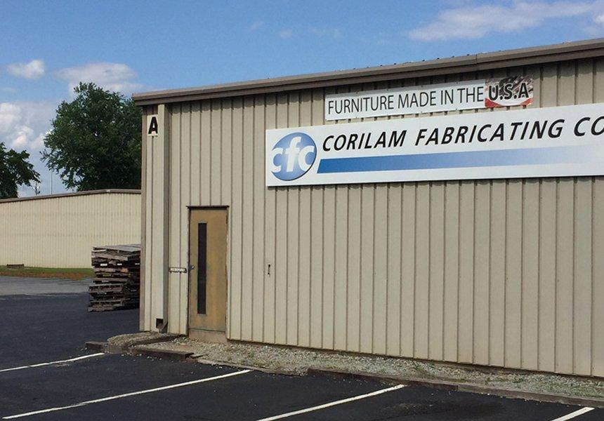 Corilam Building Left 860 600