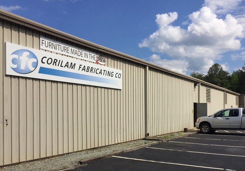 Corilam Building Right 860 600