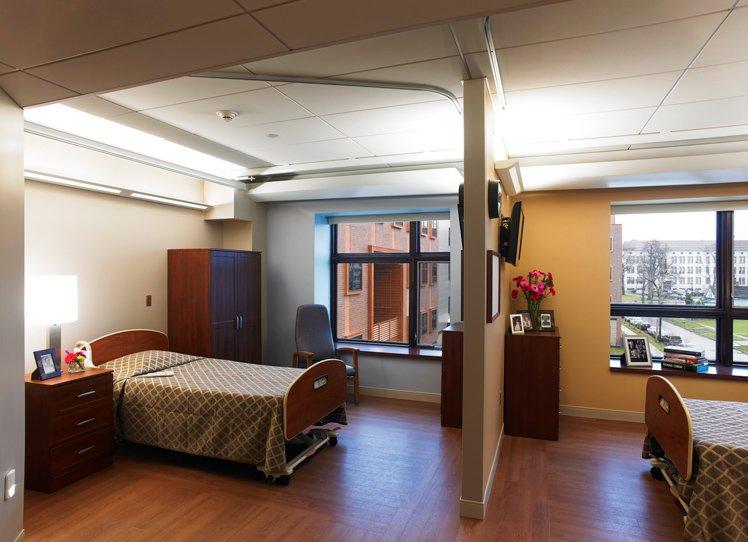 Corilam Patient Room Adults